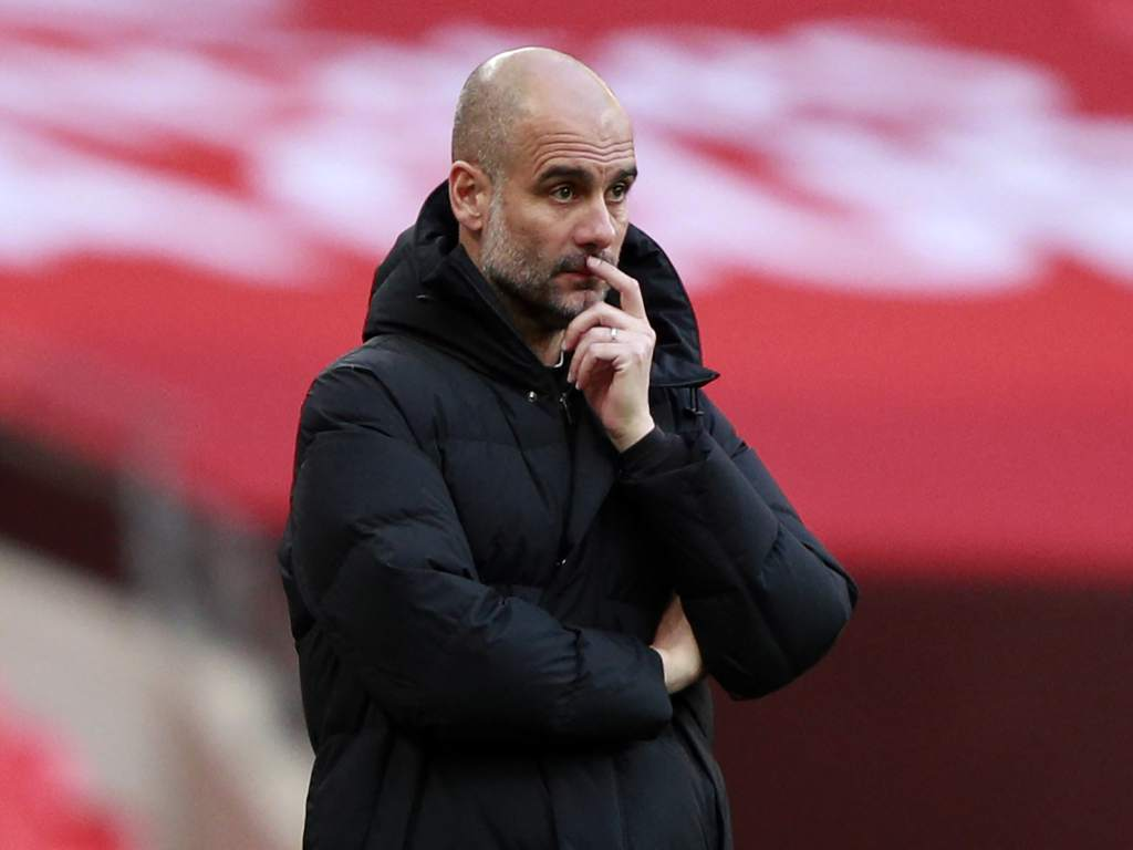 "Guardiola says the Europa League project is ""not a sport"""