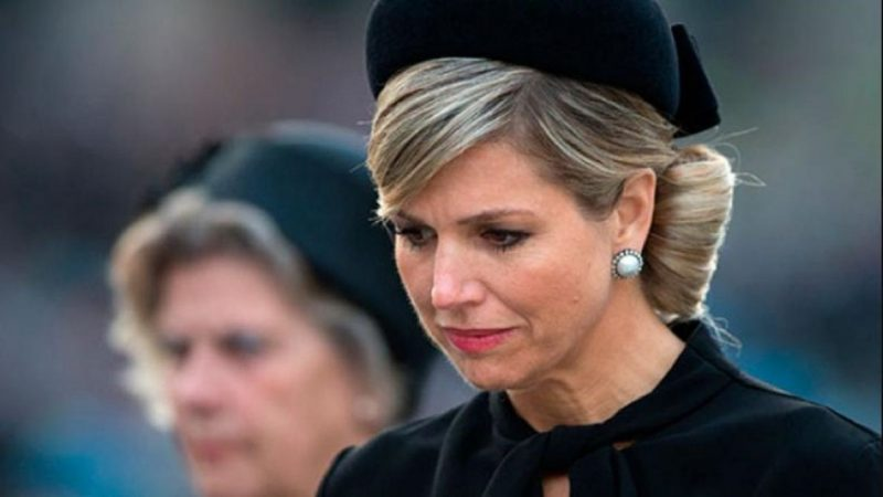 Kings: the duel that the Dutch Maxima is going through