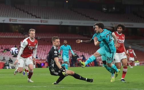 Liverpool crush Arsenal and prepare for the match against Real Madrid