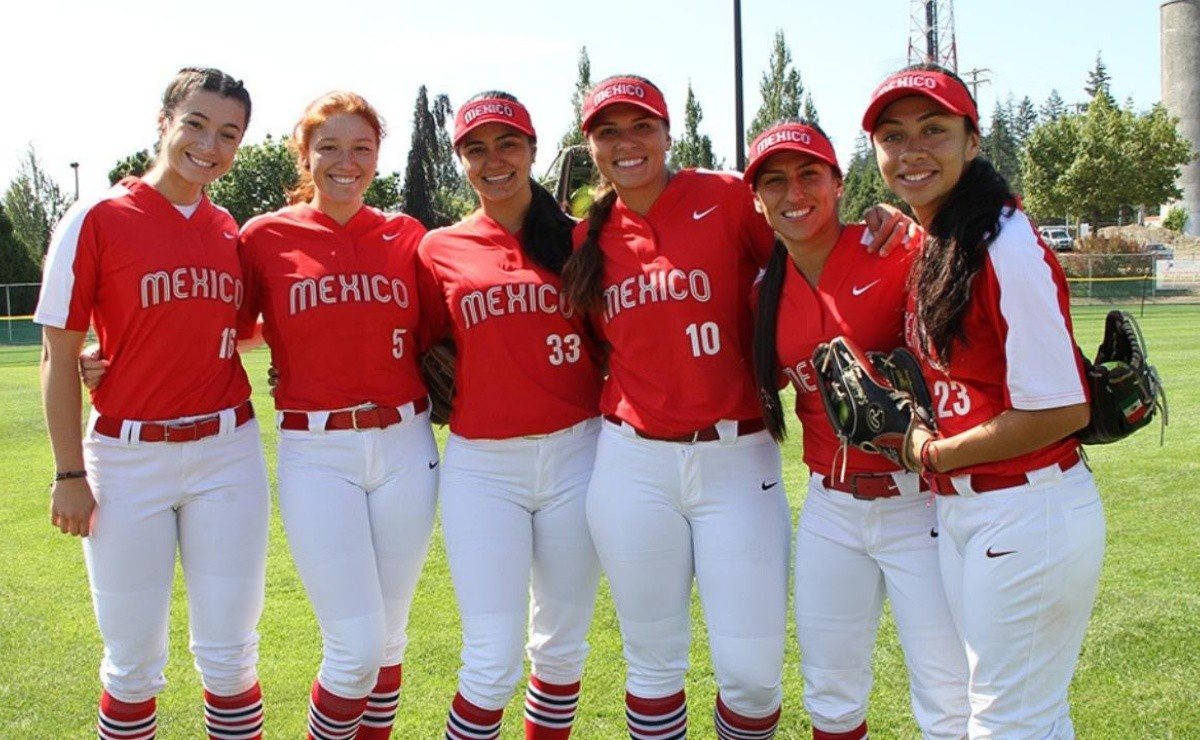 Mexico's Softball team already knows the competitors for the 2021 Tokyo Games