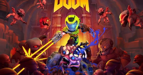 Mighty DOOM will bring FPS brutality to mobile devices