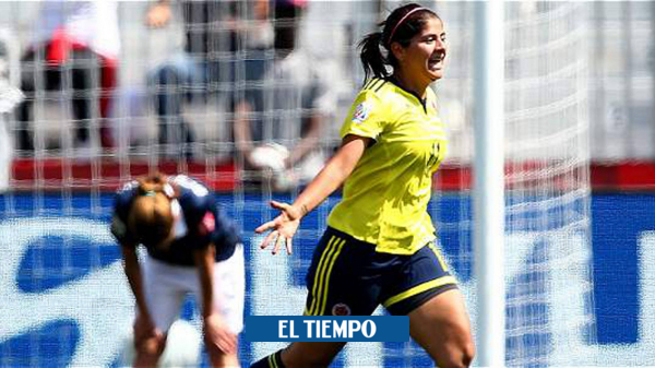 The Colombia women's national team defeats Ecuador in a friendly – international – sport