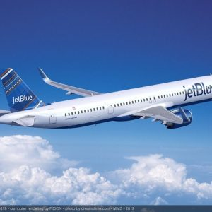 The United Kingdom accepts JetBlue membership