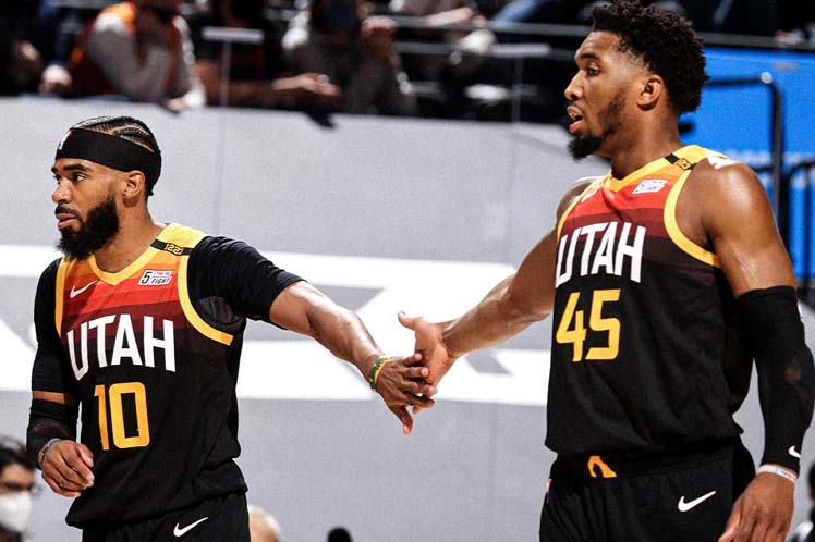 Utah Jazz leads professional basketball in the United States – Prinsa Latina