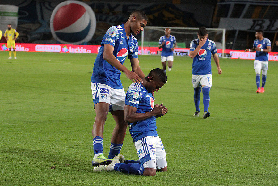 Where to see Millonarios vs Tolima ONLINE FREE