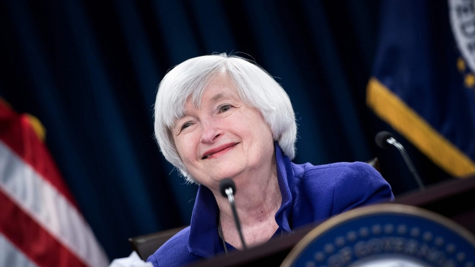 Yellen proposes a global corporate tax …
