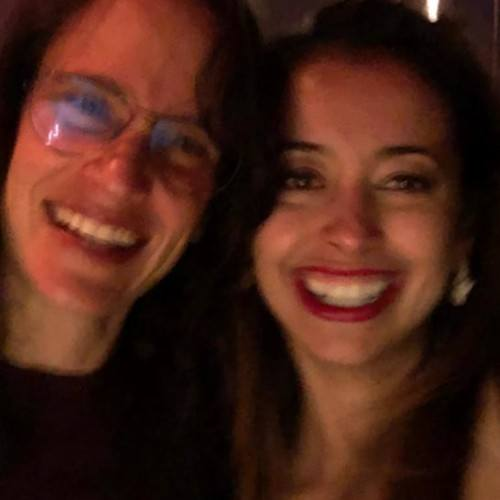 Monica Walter Palmeri, Guatemalan assistant director Amy Kopelman, for A Mouthful Of Air.
