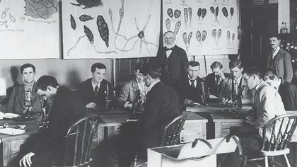 William James Bell began the experiment in 1879. Photo: Michigan State University