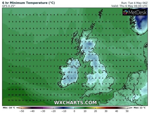 UK Weather Forecast: The cold air is ready to sweep the nation