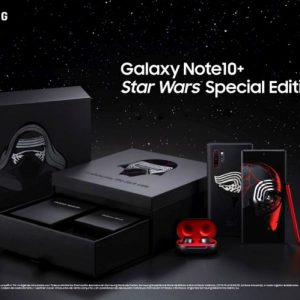 "Best Collaboration between ""Star Wars"" and Samsung – Samsung Newsroom Spain"