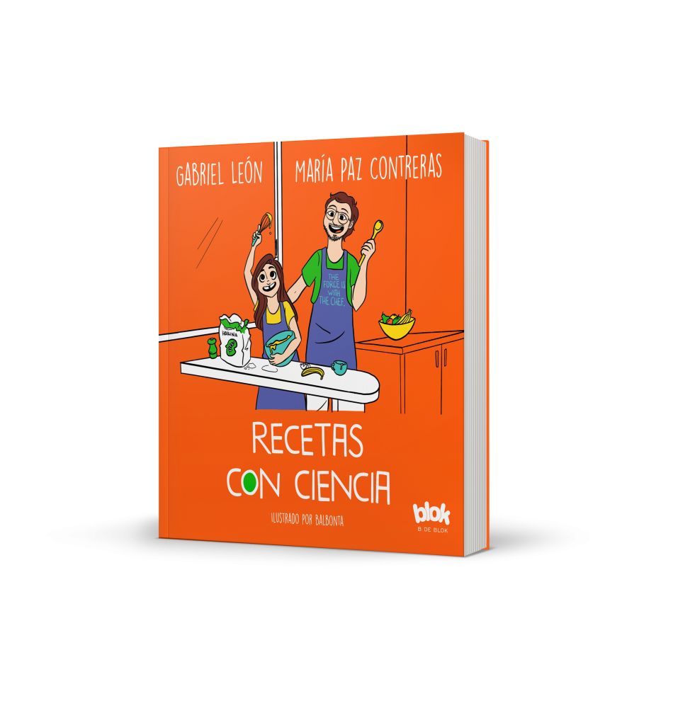 Knowing recipes with the new form of Funniest Science Middle Row Series