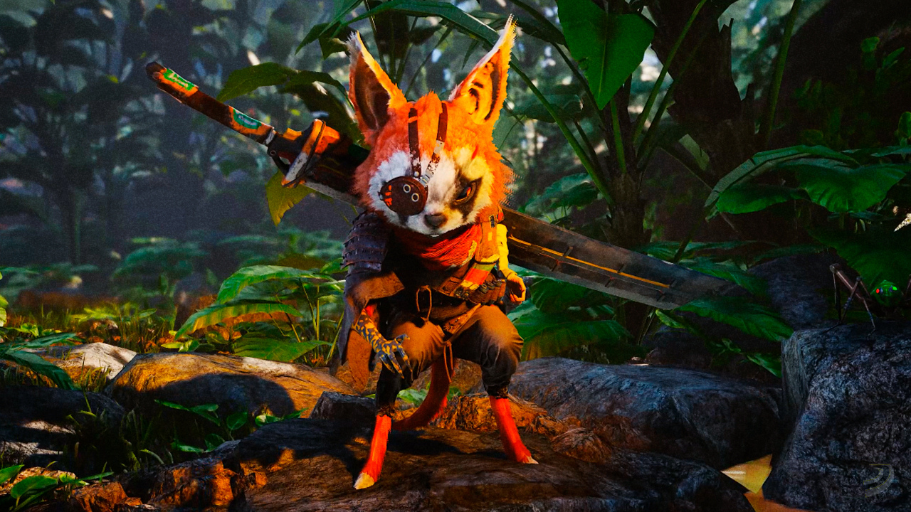 I was excited about Biomutant and after this game I need to play it now