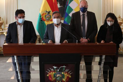 Bolivia has launched a campaign to release EFE / Martín Alipaz patents