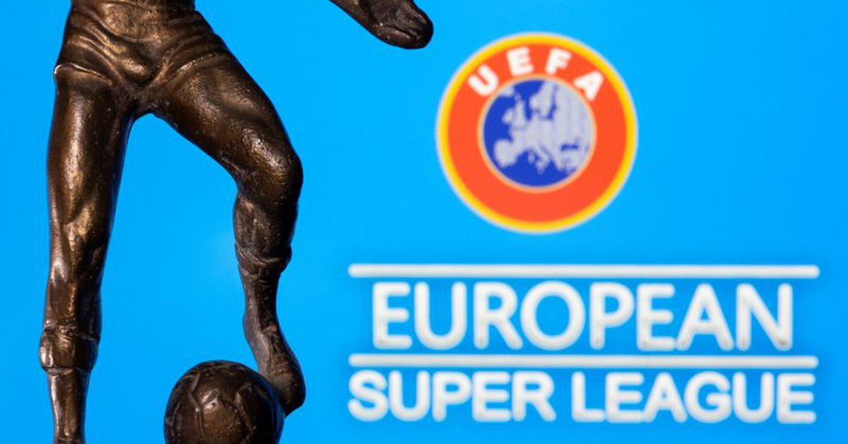 The European Union transfers sanctions to the teams that promoted the European League: a warning to Real Madrid, Barcelona and Juventus