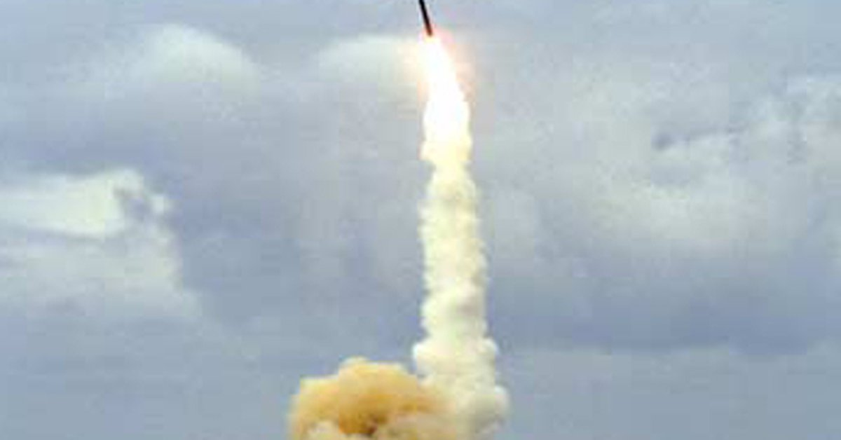 """The US does not plan """"for the time being"""" to shoot down the out-of-control Chinese missile"""