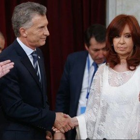 Christina Kirchner, Mauricio Macri, Maximo Kirchner, Axel Kisilov: Who is the leader with the worst image in every county