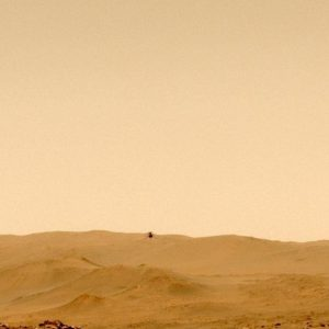 Video: NASA's Innovation Helicopter sets new records on its fifth flight on Mars