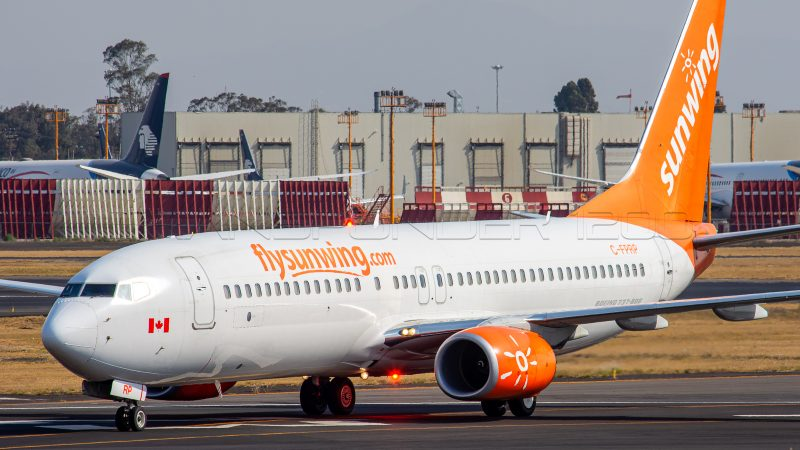 Sunwing Airlines will connect Canada with Cuba and the Dominican Republic in the winter