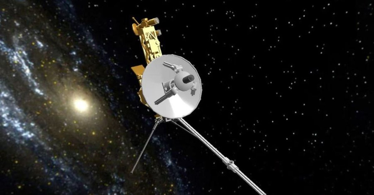 """The Voyager 1 spacecraft detects """"humming sounds"""" outside the solar system"""