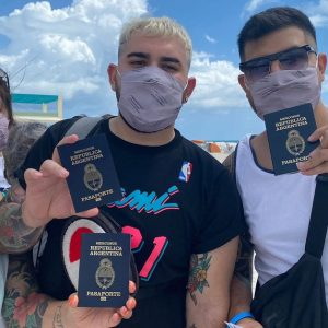 "Uncensored ""cattle tourism"": The government has no data on Argentines who traveled to Miami and could be vaccinated again in the country"