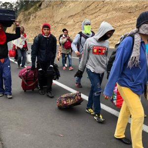 They hope the conference in Canada will shine a light on the tragedy of Venezuelan immigration
