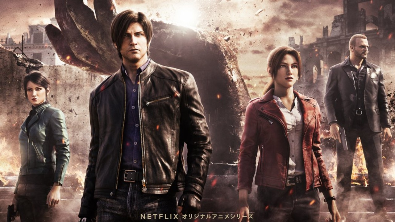 Resident Evil: Infinite Darkness gets an amazing new promo;  The anime is coming to Netflix on July 8th