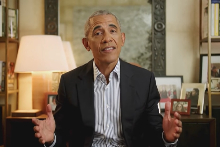 """Barack Obama spoke about UFOs: """"There are things that we don't know what they are."""""""