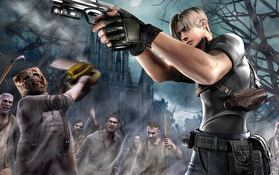 Resident Evil 4 Remake first picture?