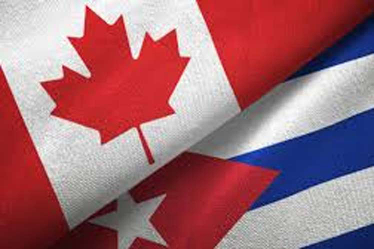 Cuba and Canada call for strengthening cooperative relations
