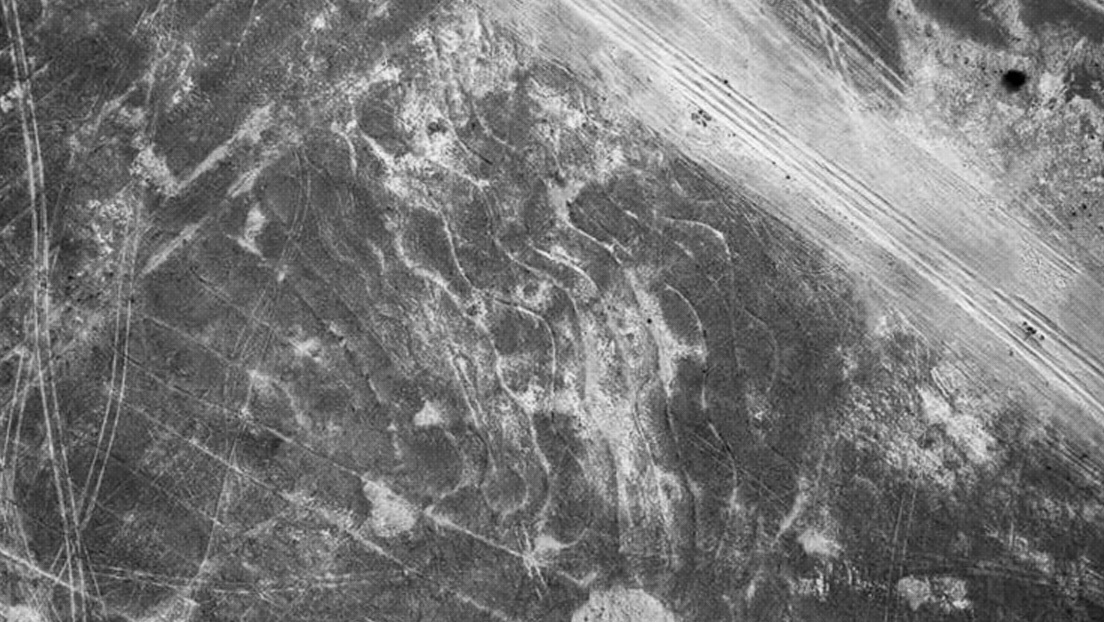 Two scientists have discovered the largest geoglyphic inscriptions ever discovered in India