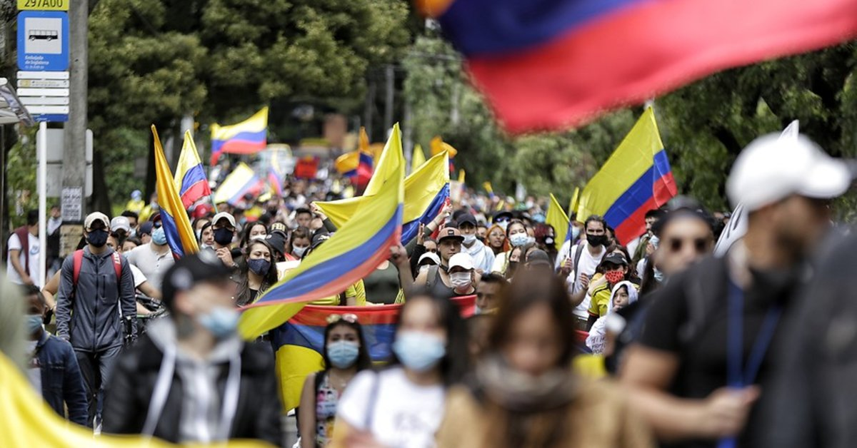 A month of national strike: This is how mobilization progresses on May 28th in Bogotá