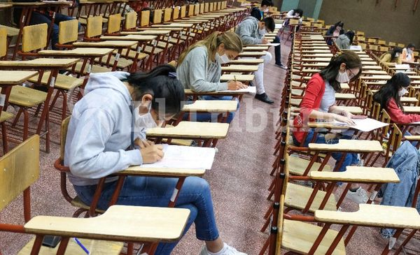 About 137 students passed the medical entrance examination