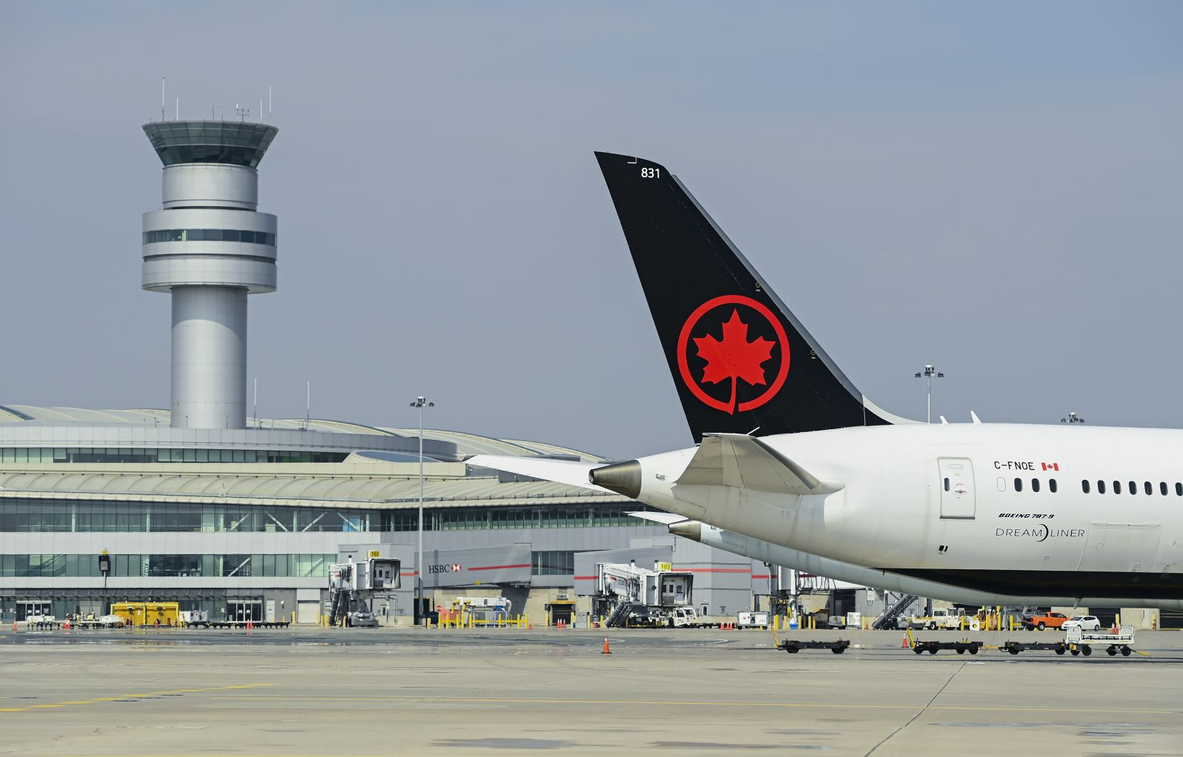 Air Canada is requesting a flight recovery plan