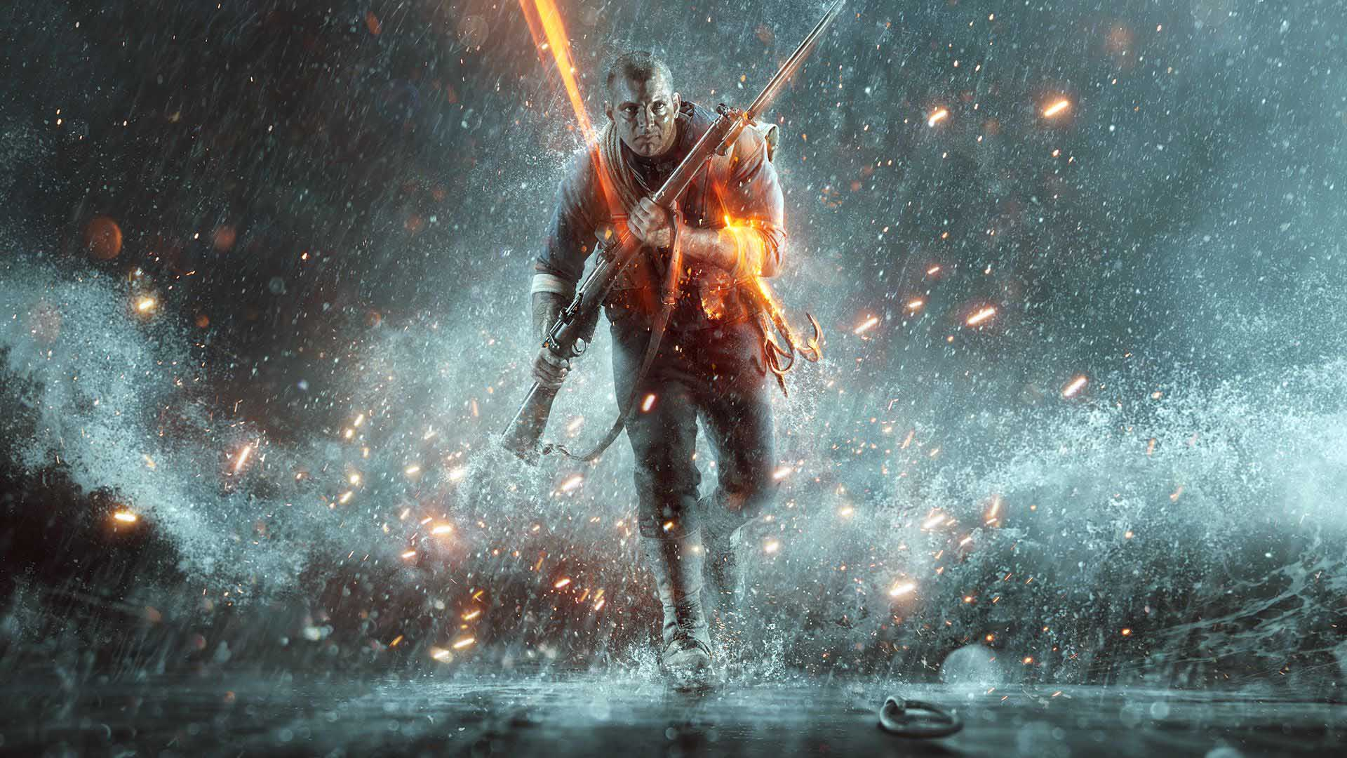 Battlefield 6's first images have been filtered