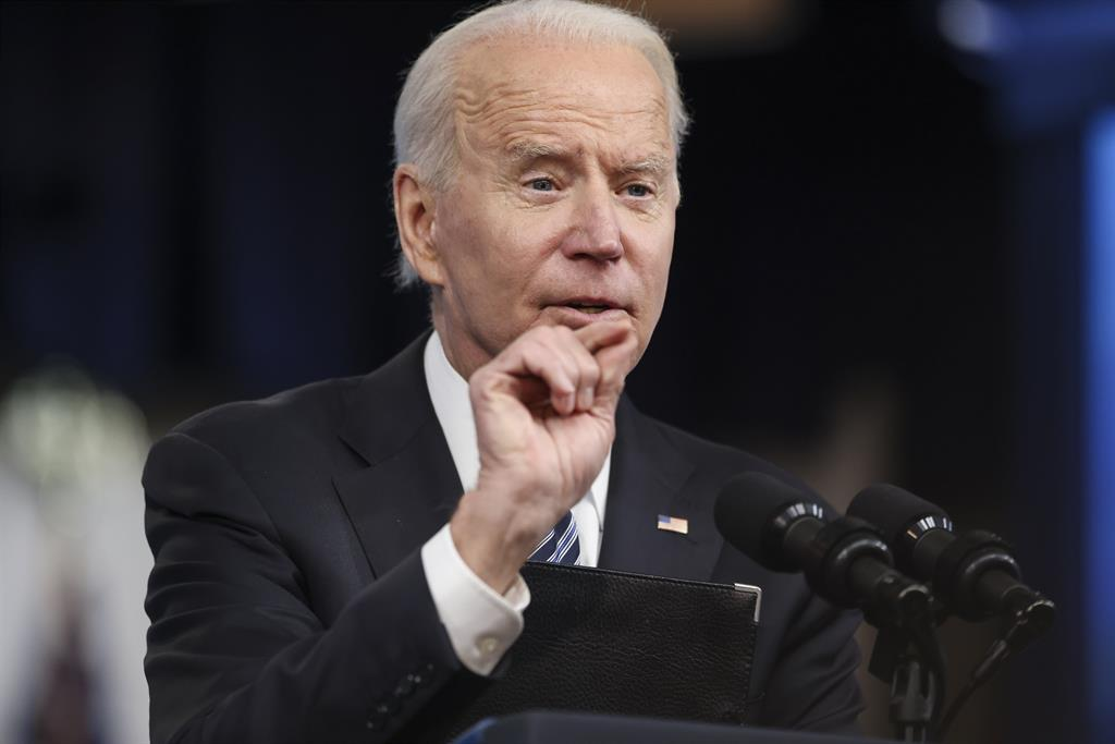 """Biden condemns the """"despicable"""" and """"unimaginable"""" attacks on Jews in America"""