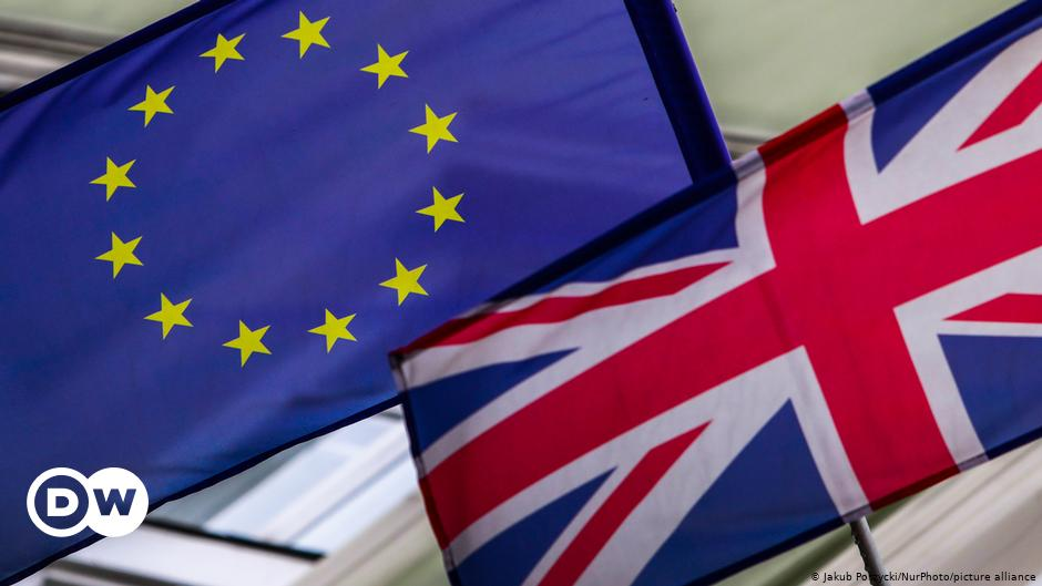 Brexit increases mistrust of Europeans in the United Kingdom |  Modernization of Europe  DW