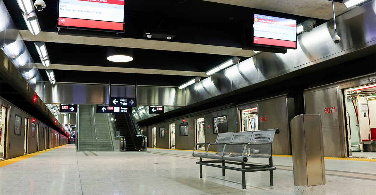 Canada: Megaplan announced the extension of the Toronto Subway