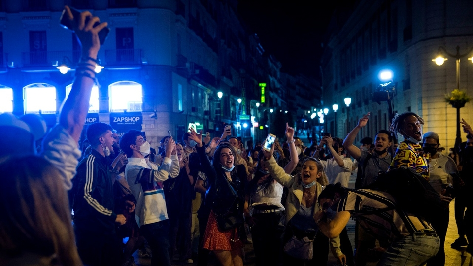 Coronavirus in Spain: Celebrations and lack of control …