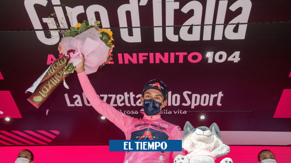 Countries that have won the most stages of the Italian Tour |  Egan Bernal – Cycling – Sport