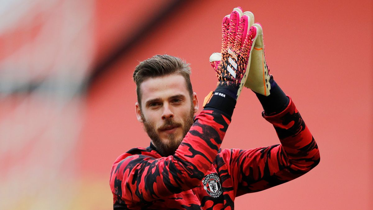 David de Gea is among the richest young people in the United Kingdom |  People