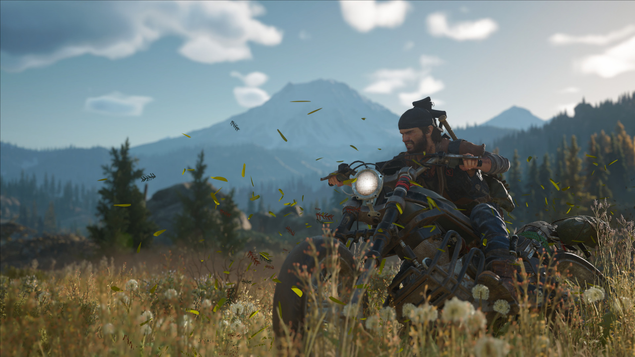 Days Gone for PC launches on Steam with half as many concurrent players as Horizon Zero Dawn