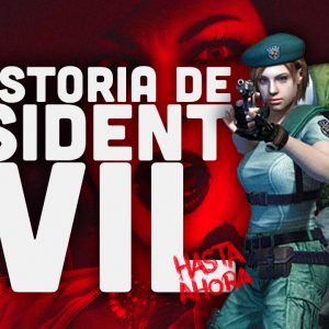 Discover the full story of the Resident Evil series, the survival horror that revolutionizes zombie horror