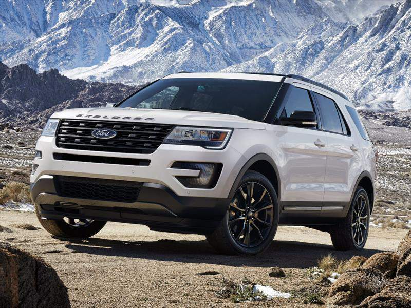 Ford calls 661,000 Explorer in Mexico, the US and Canada