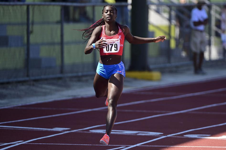 Grace Claxton to bid for Tokyo against the clock |  Sports