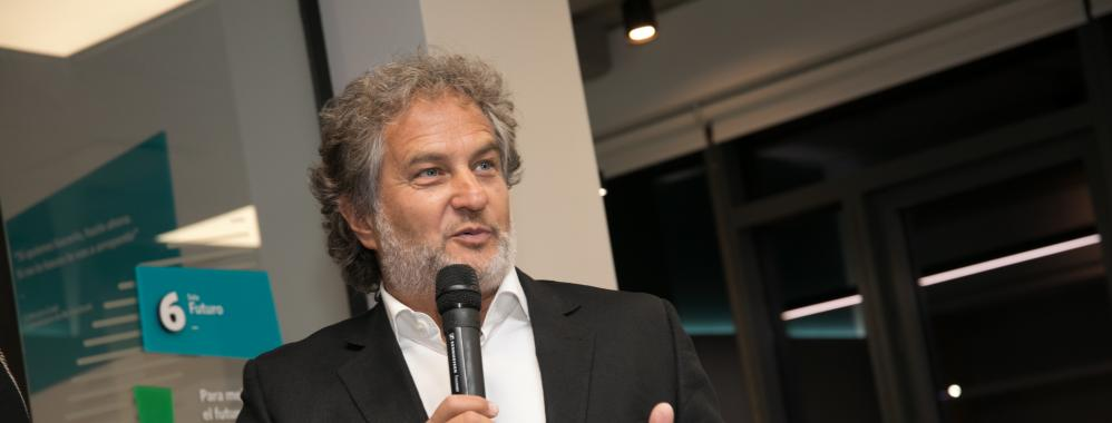 """Guibert Englebienne, founder of Globant: """"They buy you for being good, no matter which country you are from"""" 