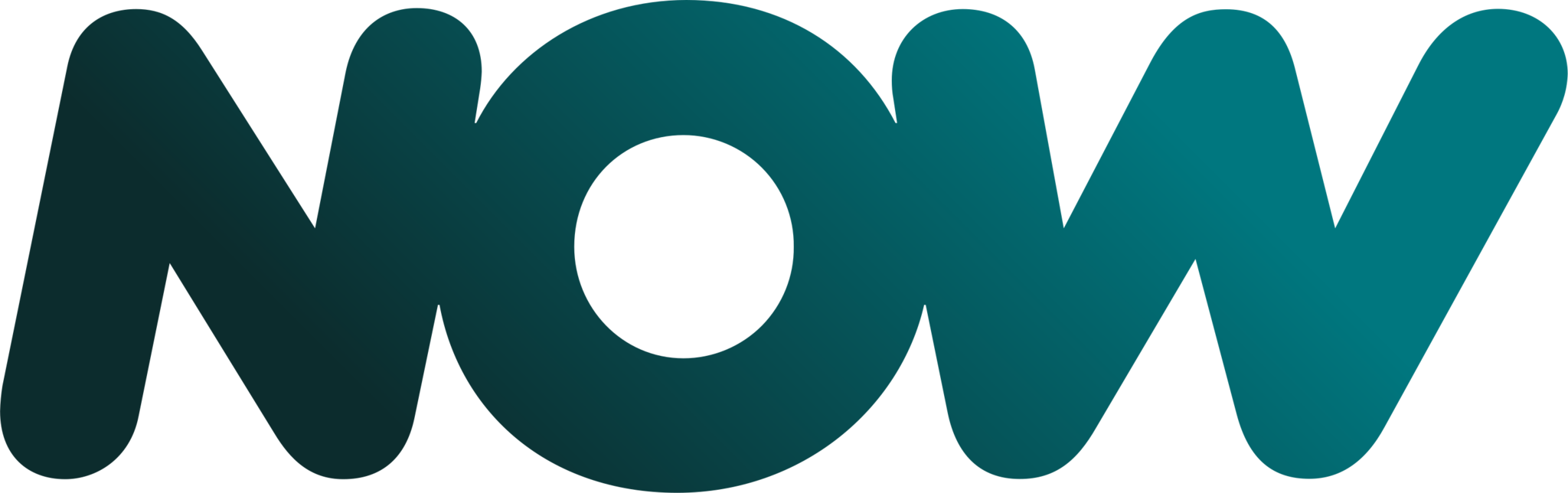 Now the logo