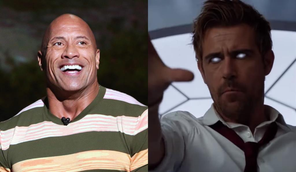 In 2045, Dwayne Johnson will be president of the United States … in Legends of Tomorrow