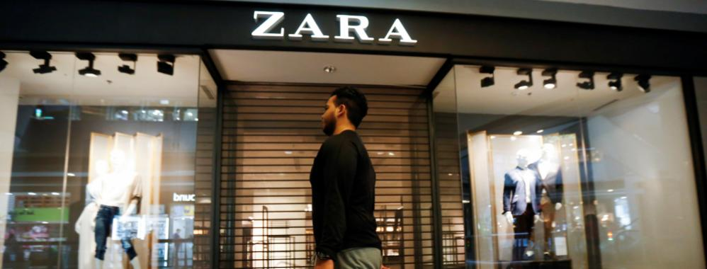 Inditex, owner of the Zara brand, will close all stores in Venezuela    USA