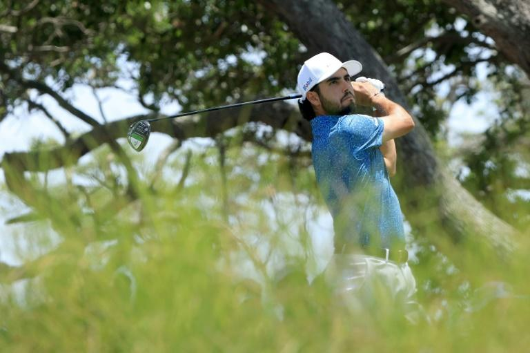 Mexican Abraham Anser signed for the Best PGA Tour Championship