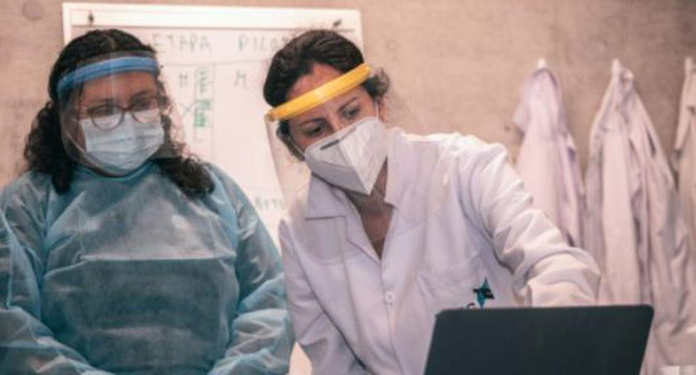 Mother's Day: Being a Mother and a Scientist at the Same Time in Peru    Peru